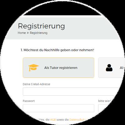 Kostenlos registrieren
