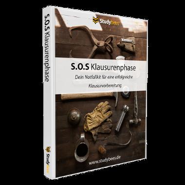 Cover S.O.S Klausurenphase