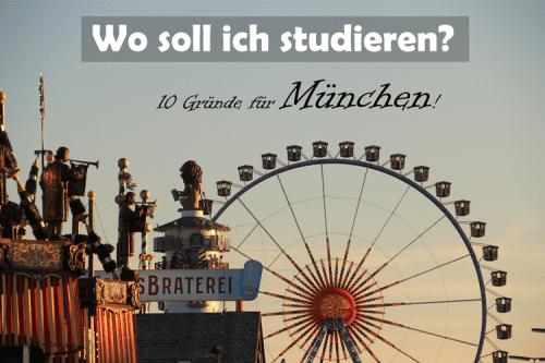 10 Gründe für München