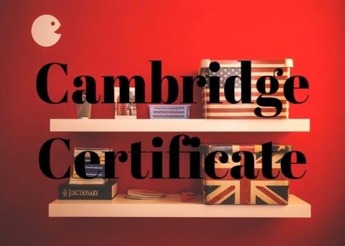 Was Ist Das Cambridge Certificate Magazin Von Studybees