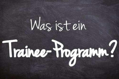 Trainee-Programm